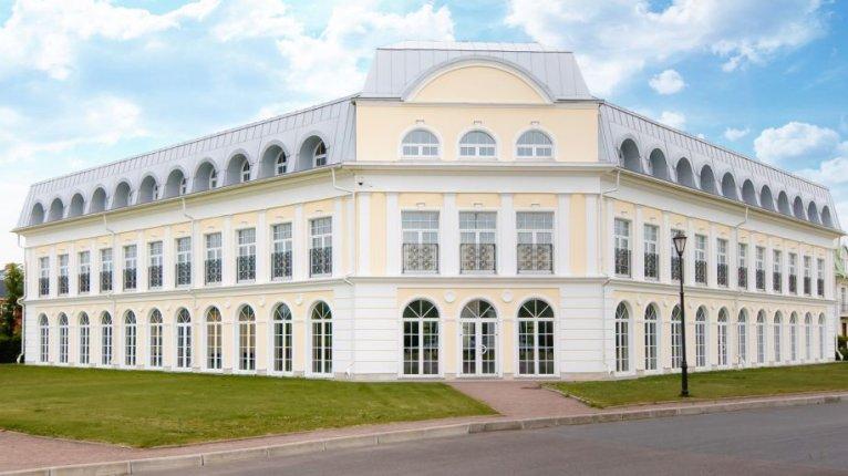 «Северный Версаль» (апарт-комплекс «Лахтинский пассаж») - фото 1