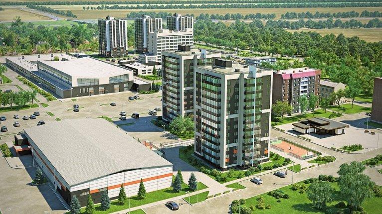 «Новоселье: городские кварталы» - фото 10