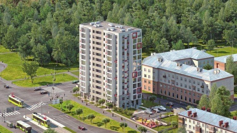 «Ириновский» (ранее «Дом на Ржевке») - фото 1
