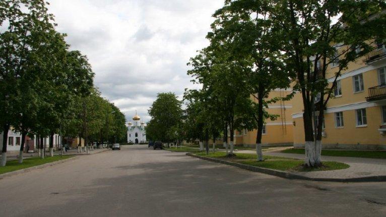 «Невская Дубровка»: Прогулка по Дубровке (ул. Пионерская)