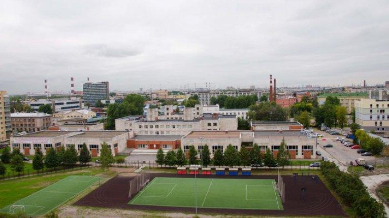 «Московский квартал»: Вид из окон в сторону ул. Варшавская