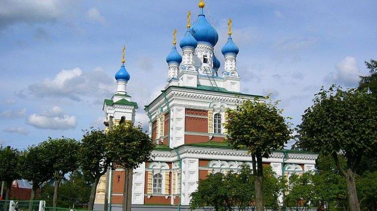 «Приорат»: Церковь Покрова Пресвятой Богородицы