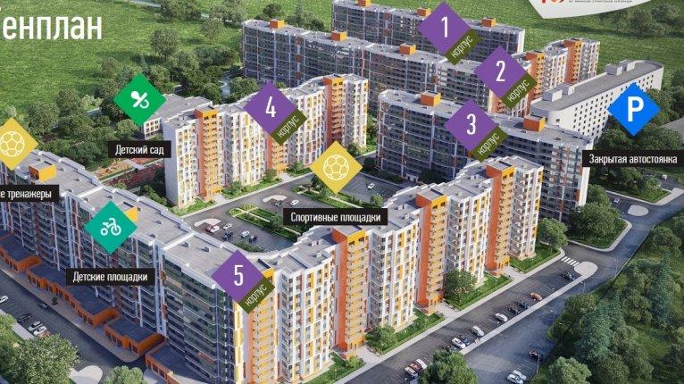 «UP-квартал Светлановский» - фото 2