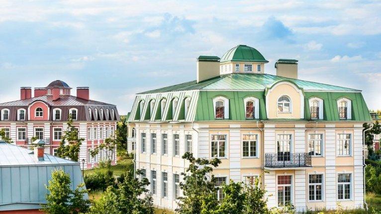 «Северный Версаль» (апарт-комплекс «Лахтинский пассаж») - фото 24