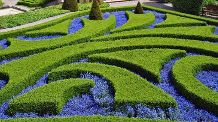 «Шуваловский Park»: Оригинальный ландшафтный дизайн