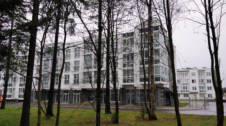 «Дом в Зеленогорске»: