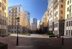 Фото ЖК «Новая История»