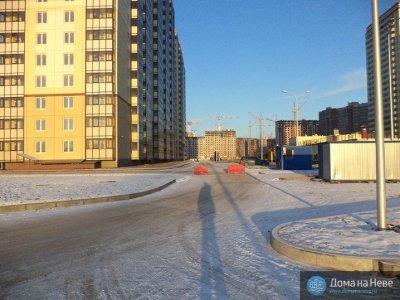 ЖК «Мой город»: изучаем объект, выставляем оценки