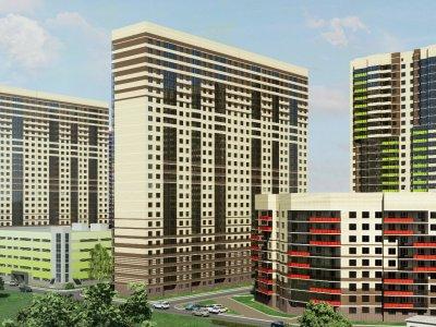 Ищем квартиру в построенных домах Петербурга