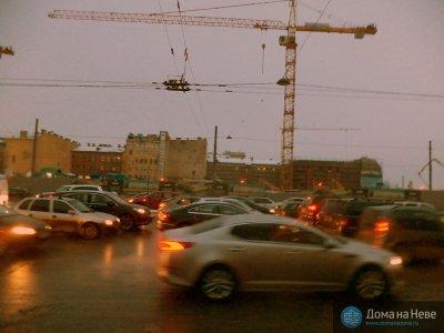 Отчет тайного покупателя о ЖК «Смольный проспект» в Центральном районе
