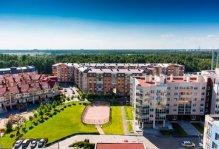 ЖК «Новая Скандинавия» достроит «Третий трест» из Уфы
