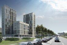 Glorax Development приступила к реализации жилья в ЖК «Твин Хаус» и «Мейн Хаус»