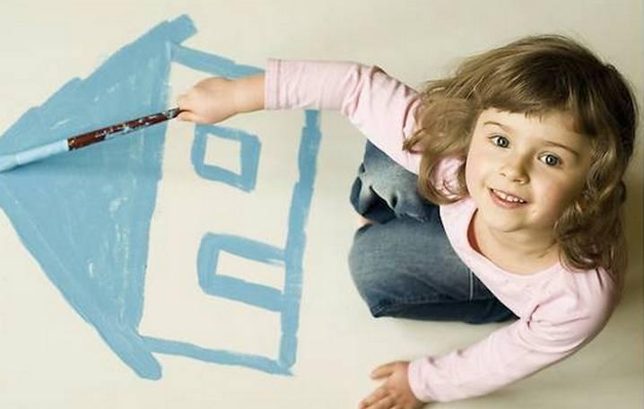Как выписать несовершеннолетнего ребенка из квартиры: тонкости процесса. Фото с сайта http://womanadvice.ru/kak-propisat-novorozhdennogo-v-kvartiru